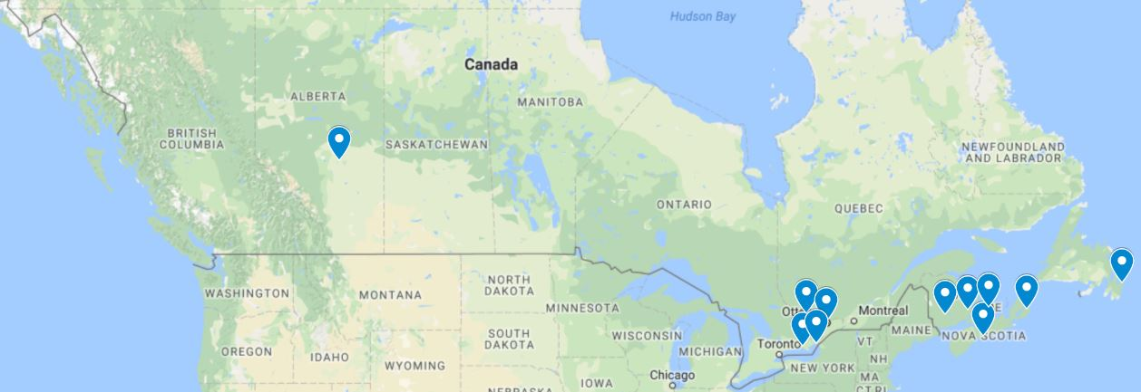 Canada House Wellness - Current locations of Marijuana for Trauma