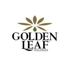 Golden Leaf Holdings Logo