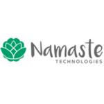 Namaste Technologies Logo