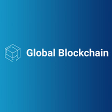 Global Blockchain's Logo