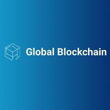 Global Blockchain's Logo