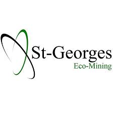St-Georges Eco-Mining Logo