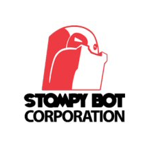 Stompy Bot's logo