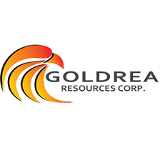 Goldrea Resources Logo