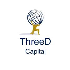 ThreeD Capital's logo