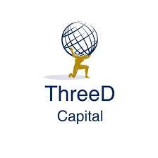 ThreeD Capital's logo