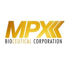 MPX Bioceutical's Logo