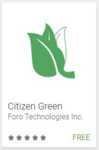 Citizen Green on the Google Play store.