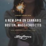 Mayflower Medicinals advert.