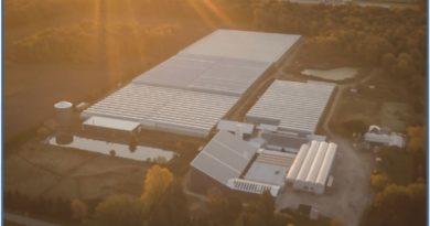 WeedMD's Strathroy facility.