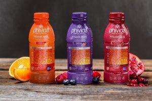 Phivida beverages.