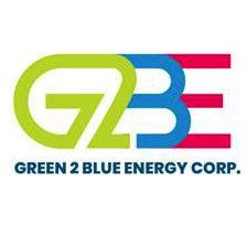 Green 2 Blue Energy's Logo