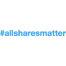 #allsharesmatter