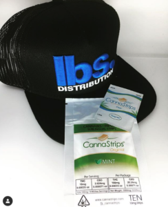 Lifestyle Delivery Systems CannaStrips