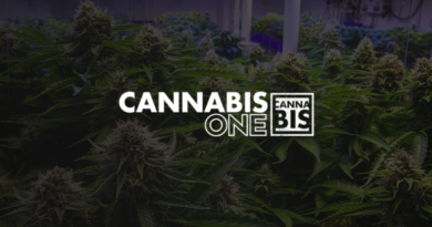 Cannabis One Banner
