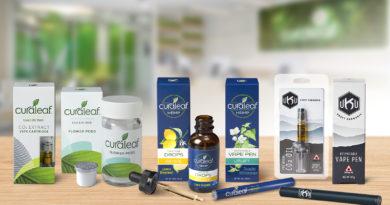 Curaleaf Holdings Brands