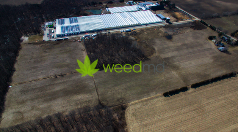 WeedMD Strathroy Facility