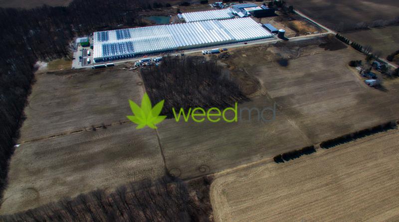 WeedMD Strathroy Facility