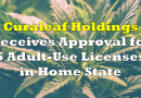 Curaleaf Receives 5 Adult-Use License Approvals in Home State