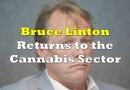 Bruce Linton Returns to Cannabis Sector, Takes Stake in Slang Worldwide Amid Others