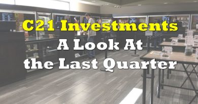 A Look at C21 Investments Q2 Financials