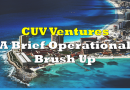 A Brush Up On CUV Ventures' Operation