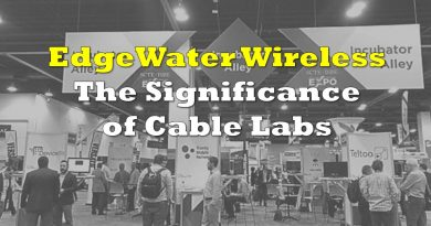 Edgewater Wireless and CableLabs