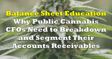 Why Public Cannabis CFOs Need to Breakdown and Segment Their Accounts Receivables