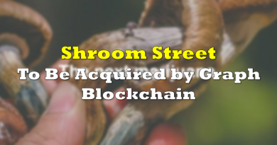 Shoom Street to Be Acquired By Graph Blockchain