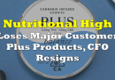 Nutritional High Loses Major Customer Plus Products, CFO Resigns