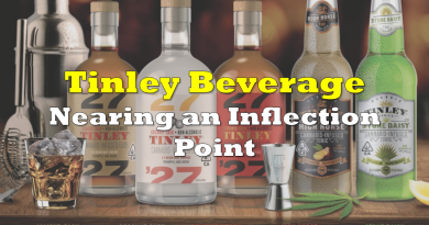 Tinley Beverage: Nearing an Inflection Point