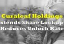 Curaleaf Extends Share Lockups, Reduces Unlock Rate
