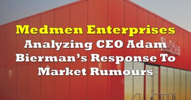 Analyzing Medmen CEO Adam Bierman's Response To Market Rumours