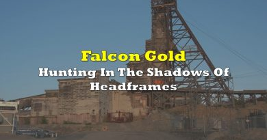 Falcon Gold: Hunting In The Shadows Of Headframes