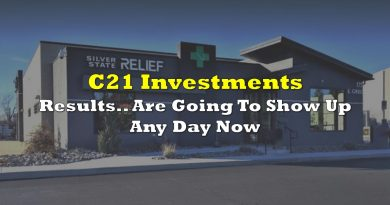 C21 Investments: Results.. Are Going To Show Up Any Day Now