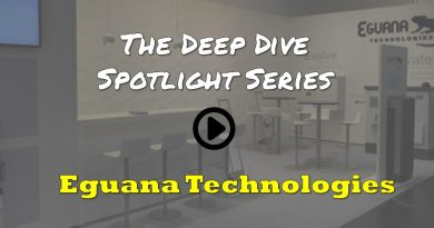 The Deep Dive Spotlight Series: Justin Holland of Eguana Technologies