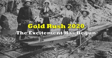 Gold Rush 2020: The Excitement Has Begun