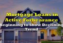 Mortgage Loans in Active Forbearance Beginning to Show Declining Trend