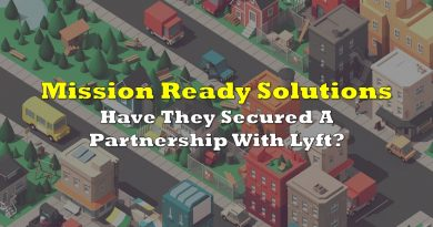Has Mission Ready Solutions Secured A Partnership With Lyft?