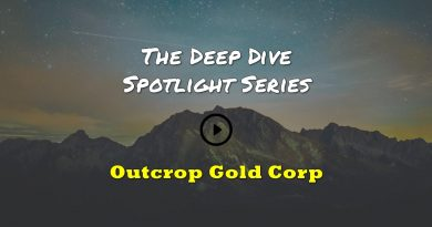 Spotlight Series: Outcrop Gold Corp With Chairman Ian Slater