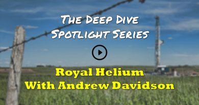 Spotlight Series: Royal Helium With CEO Andrew Davidson
