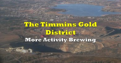 The Timmins Gold District: More Activity Brewing