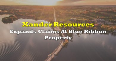 Xander Resources Expands Claims At Blue Ribbon Property