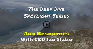 Spotlight Series: AUX Resources With CEO Ian Slater