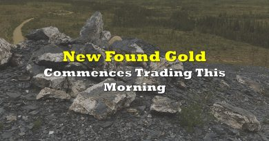 New Found Gold To Commence Trading Today