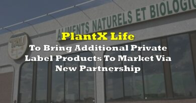 PlantX To Bring Additional Private Label Products To Market Via New Partnership