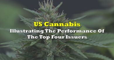US Cannabis: Illustrating The Performance Of The Top Four Issuers