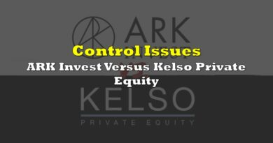 Control Issues: ARK Invest Versus Kelso Private Equity