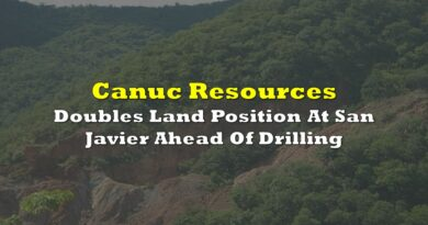 Canuc Resources Doubles Land Position At San Javier Ahead Of Drilling