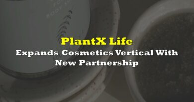 PlantX Expands Cosmetics Vertical With New Partnership